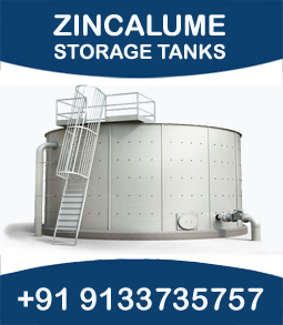 Zincalume Tanks and Silos manufacturer