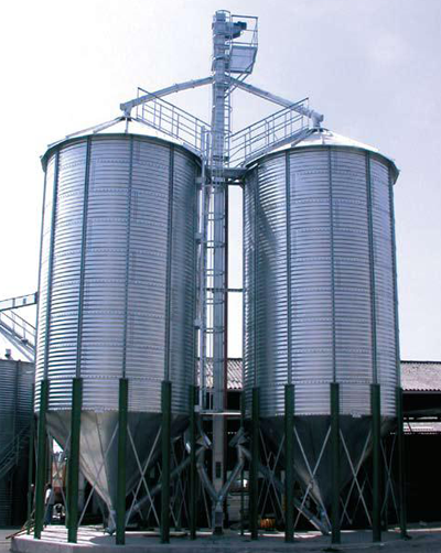 Hopper Bottom Silos Suppliers